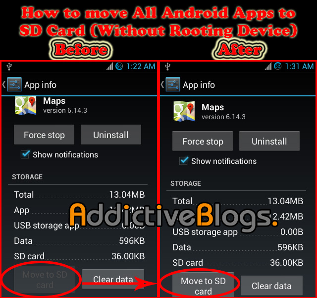 Move All Android Apps to SD Card (Without Rooting Device)