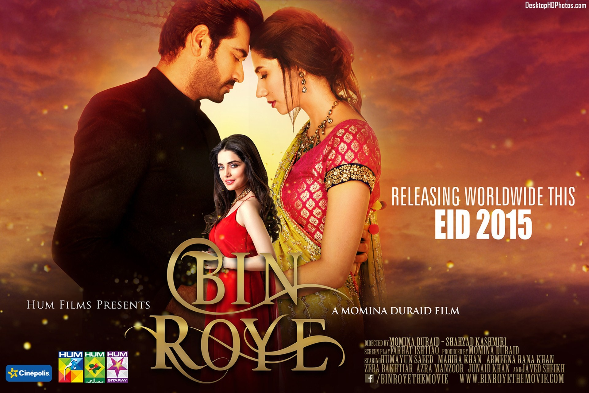 Bin Roye Pakistani Movie Trailer Addictive Blogs